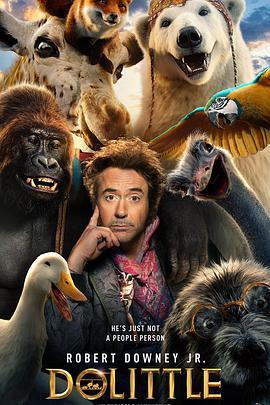 《多力特的奇幻冒险》定档 10月24日与唐尼重逢大银幕