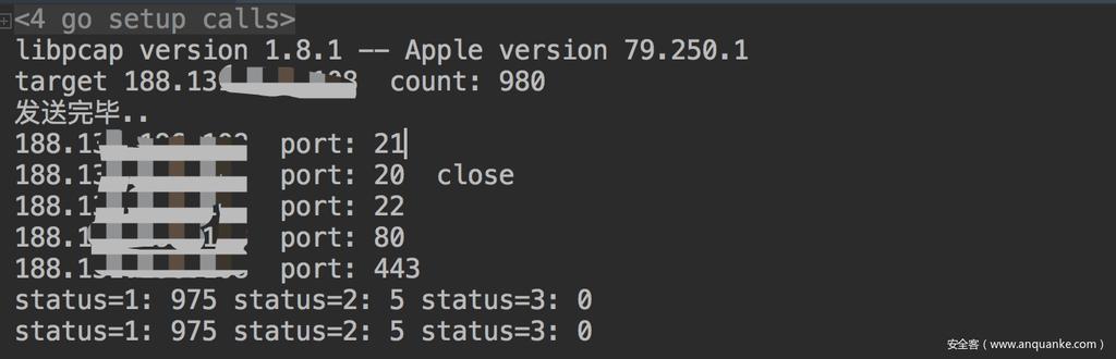 从 Masscan, Zmap 源码分析到开发实践
