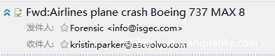黑客竟利用波音飞机坠机事件进行钓鱼攻击-互联网之家