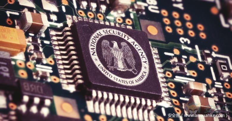 """年后,NSA黑客组织""""影子经纪人""""提到的神秘"""