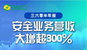 """网安成数字经济主旋律 三六零高研发加速""""跑马圈地"""""""