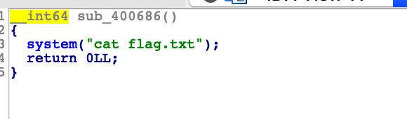 Mac 环境下 PWN入门系列(一)