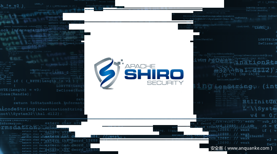 Apache Shiro Padding Oracle导致远程代码执行漏洞预警