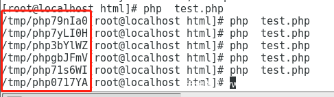 linux下文件命名